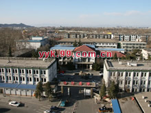 中国中医迷信院西苑医院